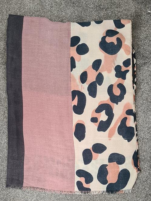 soft viscose/cotton scarf
