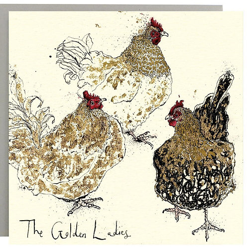 The Golden Ladies
