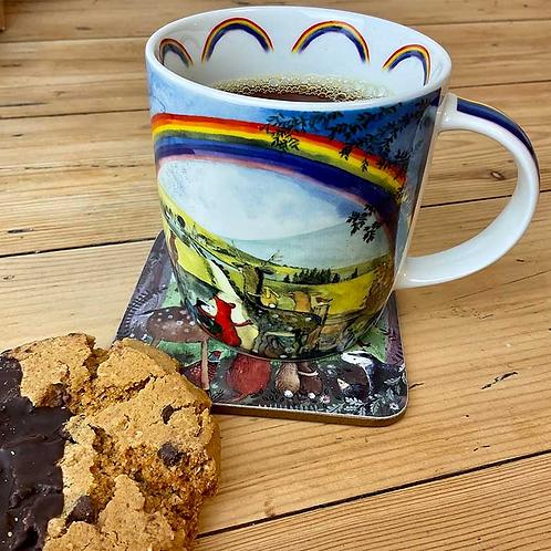 LookingFor Rainbows Mug
