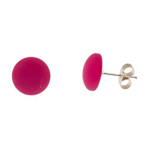 Polaris Pink earrings. Matching items are available if in stock.