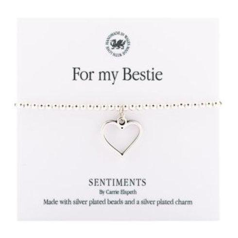 For My Bestie Bracelet