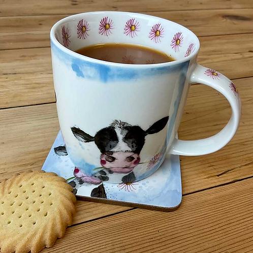 Sunshine Cow Mug