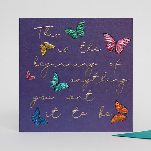 Sentiment card
