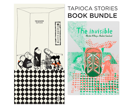 BOOK BUNDLE: The Elevator + The Invisible