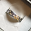 Thumbnail: Beautiful Sterling Silver Inlaid with Cremation Ashes
