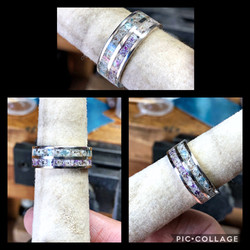 Dual Channel Ashes Rings