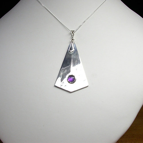 The Amethyst Sail