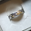 Thumbnail: Cremation Ashes Memorial Ring. Pet Ashes Jewelry.