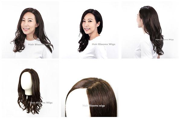 Hair Blooms Wigs, 真髮假髮, 女士脫髮 , 頭髮稀疏, 醫療假髮,  化療脫髮, 鬼剃頭, 醫療脫髮, 醫療假髮, 香港, 銅鑼灣 medical wig, hairpiece for hair loss, causeway bay, Hong Kong