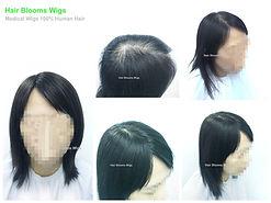 Hair Blooms Wigs 真髮醫療假髮及髮片 wig shop, causeway bay, hong kong