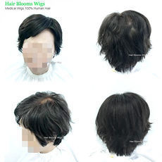 Hair blooms wigs, 女士髮片 hairpiece