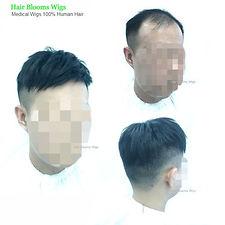 hair blooms wigs, medical wig, 髮片, 醫療假髮, 香港假髮