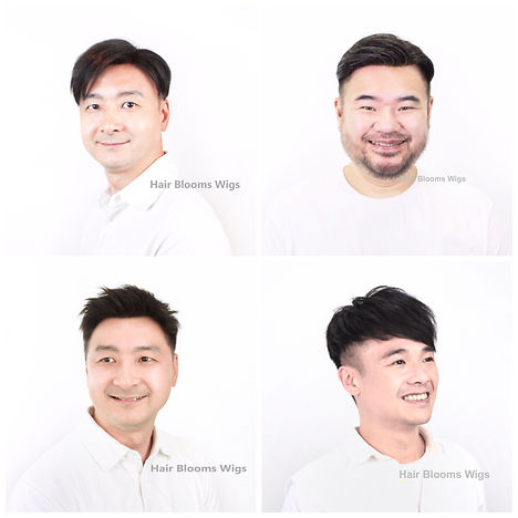 Hair Blooms Wigs medical wig shop in Causeway Bay Hong Kong provides hairpiece for hair loss