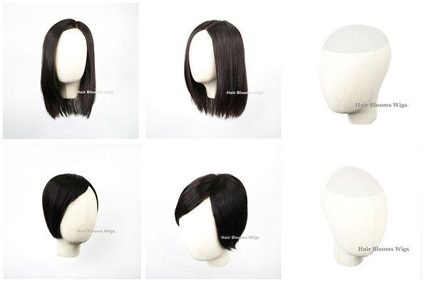 Hair Blooms Wigs | 女士脫髮 | 頭髮稀疏 | 醫療假髮 | 化療脫髮 | 鬼剃頭 |醫療脫髮 | 遮蓋白髮 | 保護頭皮 Medical Wig Haipiece, causeway bay, hong kong