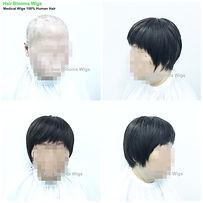 Hair Blooms Wigs, Hong Kong, Causeway Bay, cancer wig, 真髮, 醫療假髮, 假髮, 癌症脫髮
