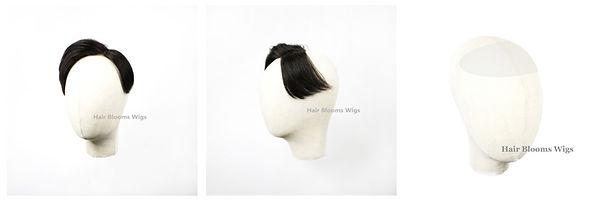 Hair Blooms Wigs | 男士脫髮 | 地中 | 海禿頭 | M 字額 | 醫療假髮 | 化療脫髮 | 鬼剃頭 | 醫療脫髮 medical wig hairpiece toupee shop in causeway bay, hong kong