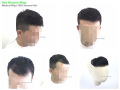 Hair Blooms Wigs 真髮醫療假髮及髮片 Medical Wig, Hairpiece, wig shop, Hong Kong, Causeway Bay