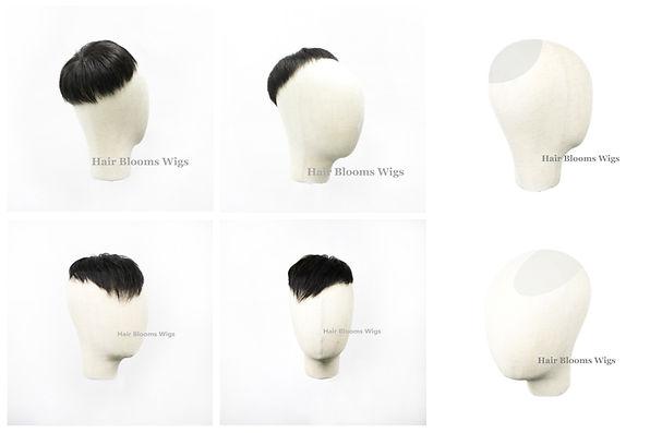 Hair Blooms Wigs | 男士脫髮 | 地中海 | 禿頭 | M 字額 | 醫療假髮 | 化療脫髮 | 鬼剃頭 | 醫療脫髮 medical wig, harpiece for hair loss in Causeway Bay, Hong Kong