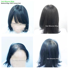 Hair Blooms Wigs Hairpiece Medical wig Hong Kong Causeway
