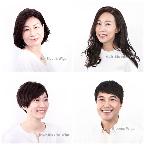 Hair Blooms Wigs medical wig shop provides full wig for chemo patients  and hairpiece or toupee for alopecia, hair loss