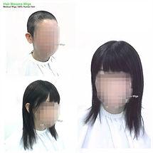 hair blooms wigs, medical wig, 醫療假髮, 香港假髮