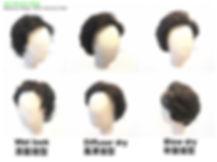 Hair Blooms Wigs, Causeway Bay, Hong Kong, HK, Curly hair wig, hair loss