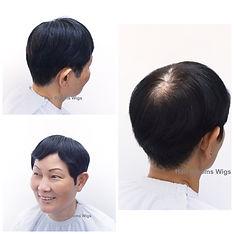 Hair Blooms Wigs 真髮醫療假髮及髮片 wig shop in