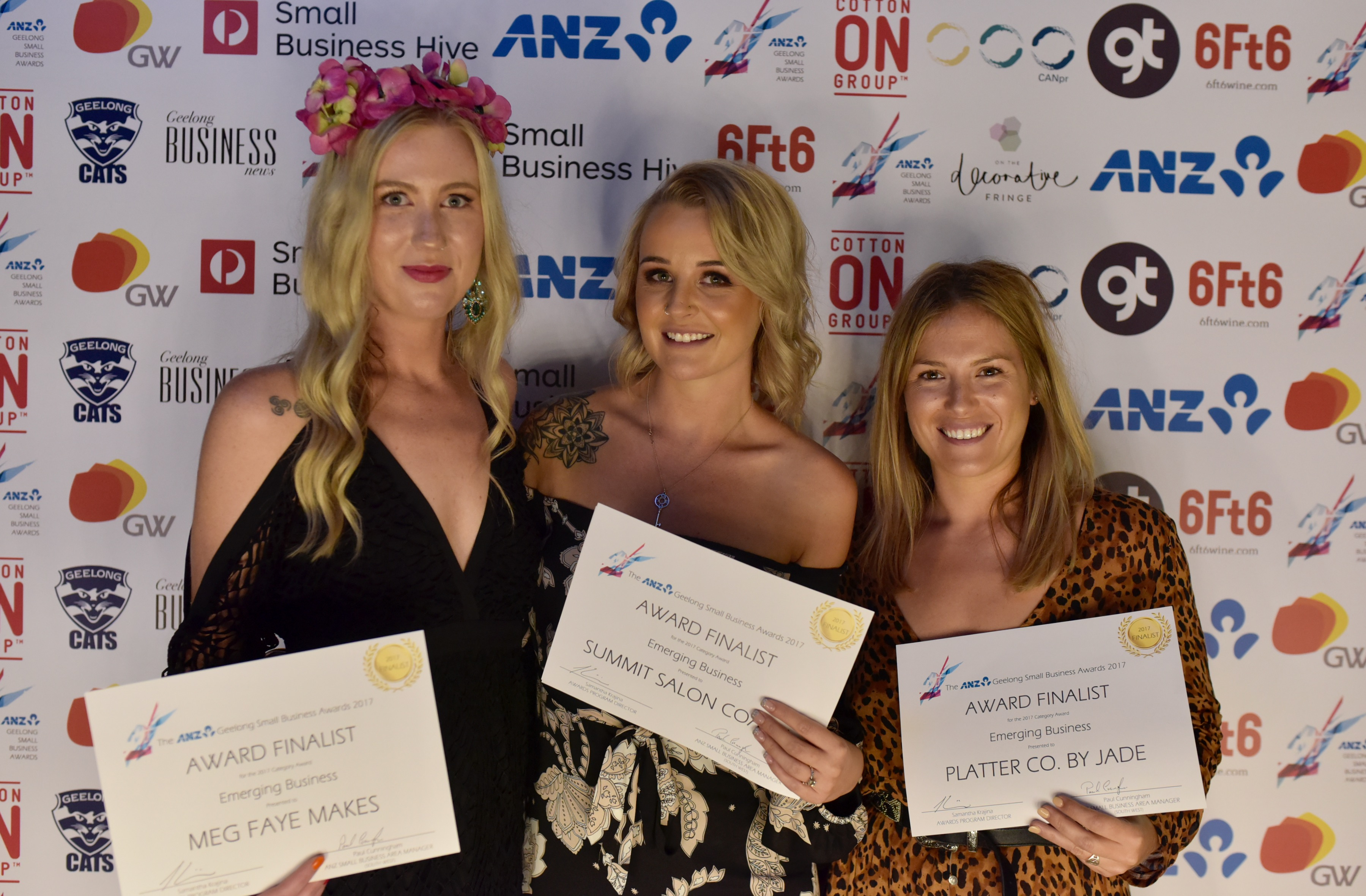 Geelong Small Business Awards0