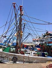Essaouira Schip