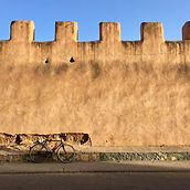 Taroudant Muur