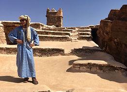 Zandvis Marokko Reizen Gids Lahcen Amtou