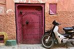 Deur Brommer Marrakech