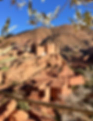 Zandvis Marokko Reizen Dades