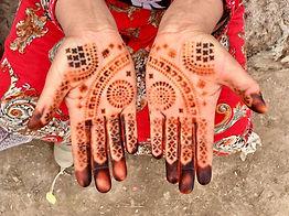 Henna Marokkoreis