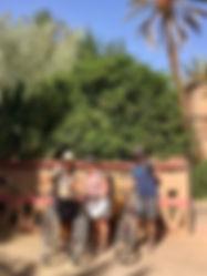 Zandvis Marokko Reizen Fietsen Agdz
