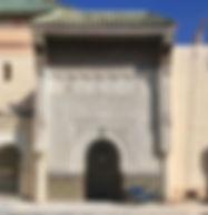 Zandvis Marokko Reizen Marrakech Moskee