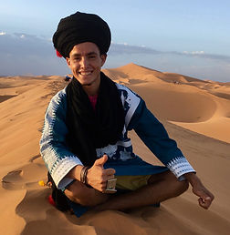 Zandvis Marokko Reizen Zandduin Erg Cheb