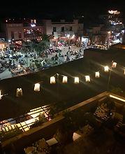 Marrakech by Night
