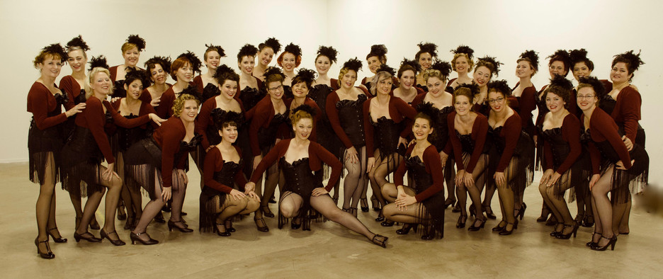 The Chicago Chorus Girl Project