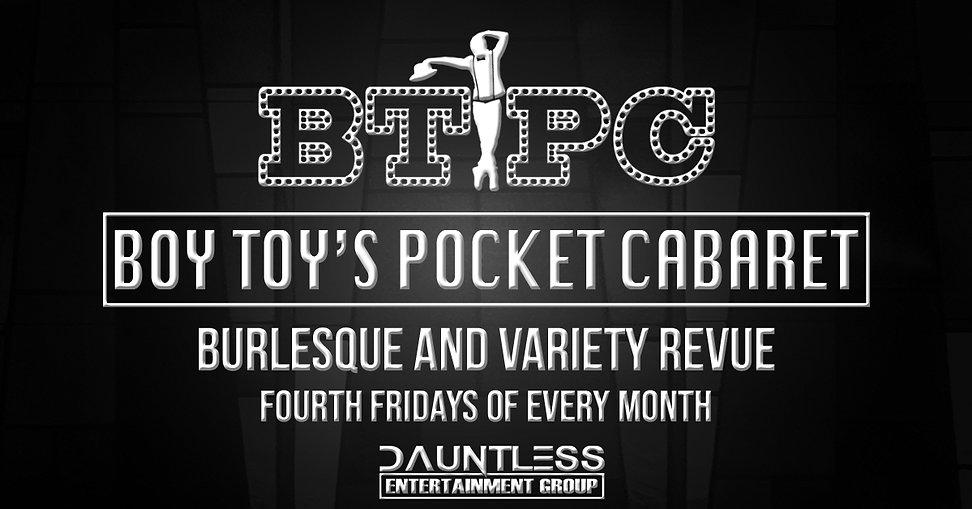 Boy Toy's Pocket Cabaret