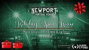 Newport Theater's Digital Holiday Party/Virtual Venue Open House