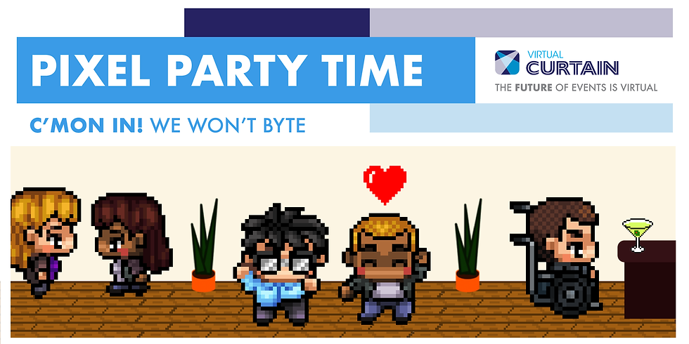 Pixel Party Time