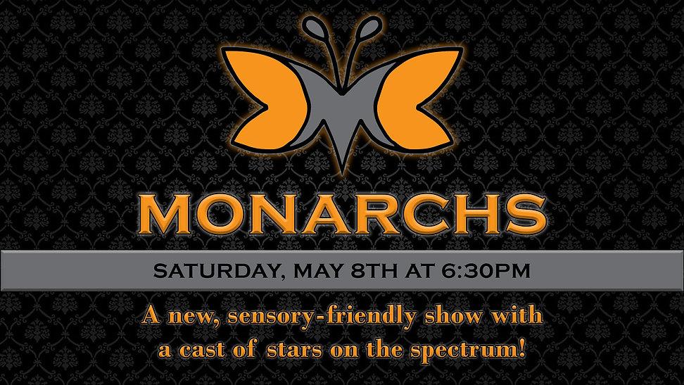 Monarchs | May