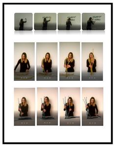 filmstills from my first attempts