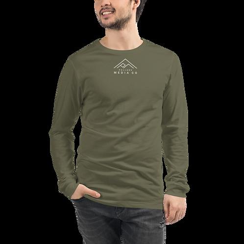 Unisex Long Sleeve, Green