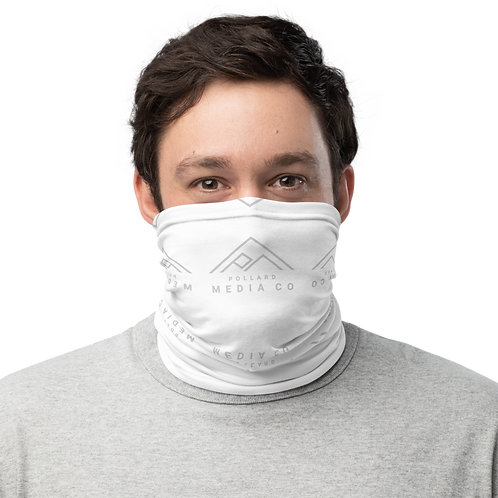 Neck Gaiter with Logo