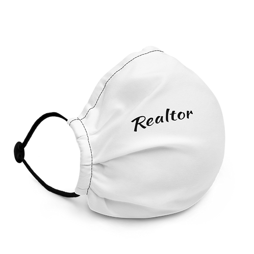 Realtor face mask