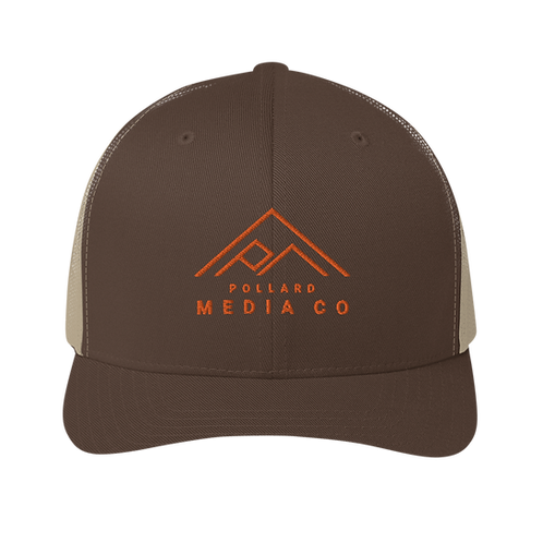 Hunting Style Cap with Logo