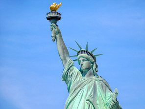 The Statue of Liberty stands for Opportunity, and a Hand-Up | Not a guaranteed Hand-Out