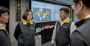 Why Taiwan Hasn't Shut Down Its Economy